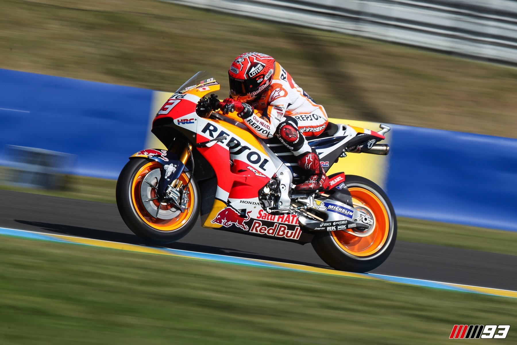 Marc Marquez wants to clim the podium at Mugello - Fan ...