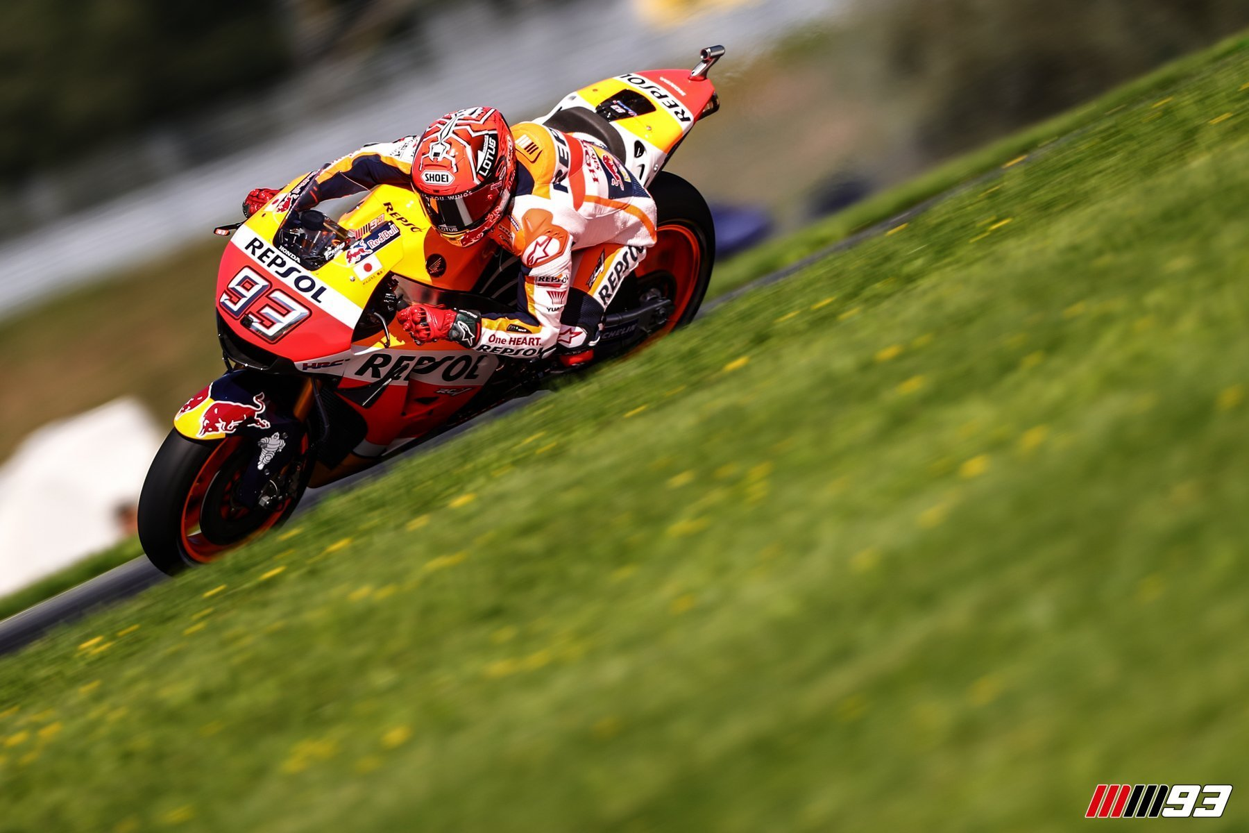 Marc Marquez wants to step again into the podium at Brno - Fan Club Marc Márquez