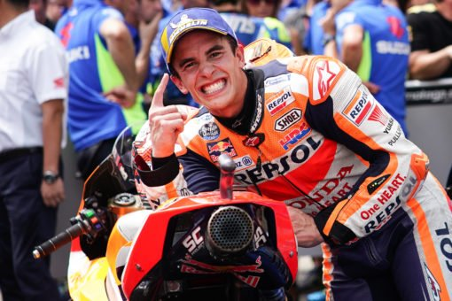 Marc Márquez to sign off for the season at Valencia in front of home fans