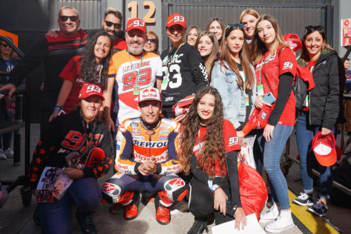 Valencia GP tickets on sale!