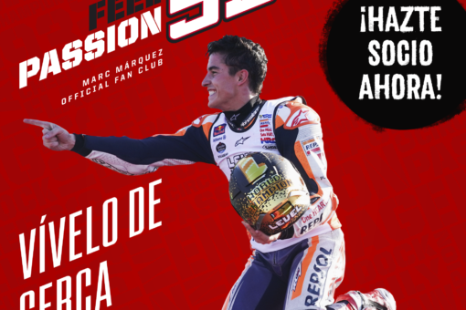 ¡Hazte socio del Fan Club MM93 y siente la pasión!
