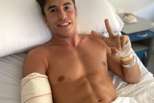 Marc Marquez undergoes second surgery