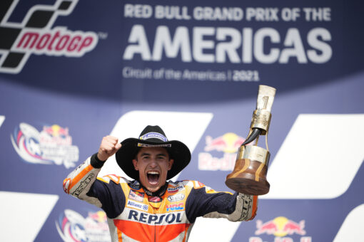The Sheriff is back: Marquez cruises to Austin victory